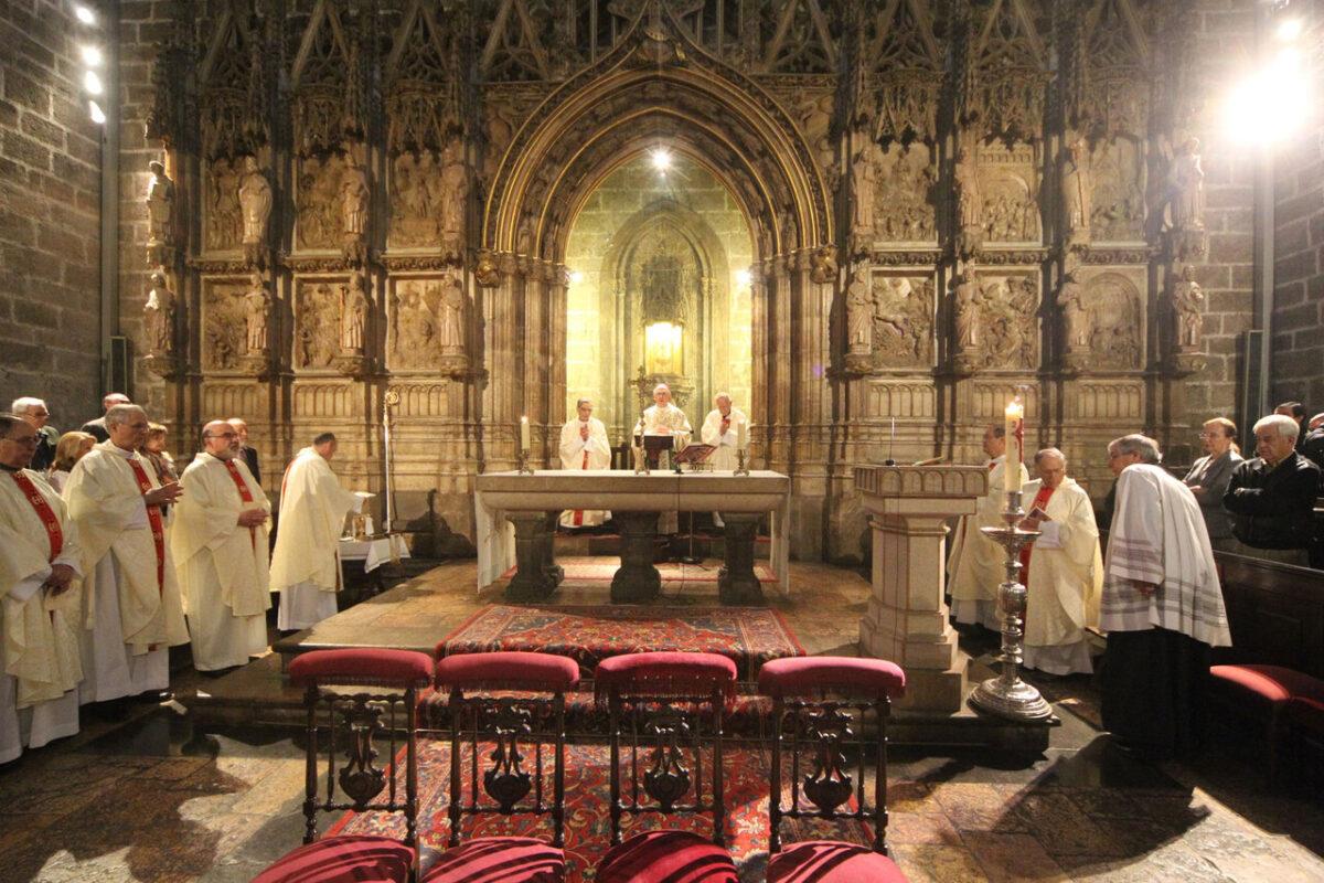 El arzobispo clausurará hoy el congreso/j.peiró