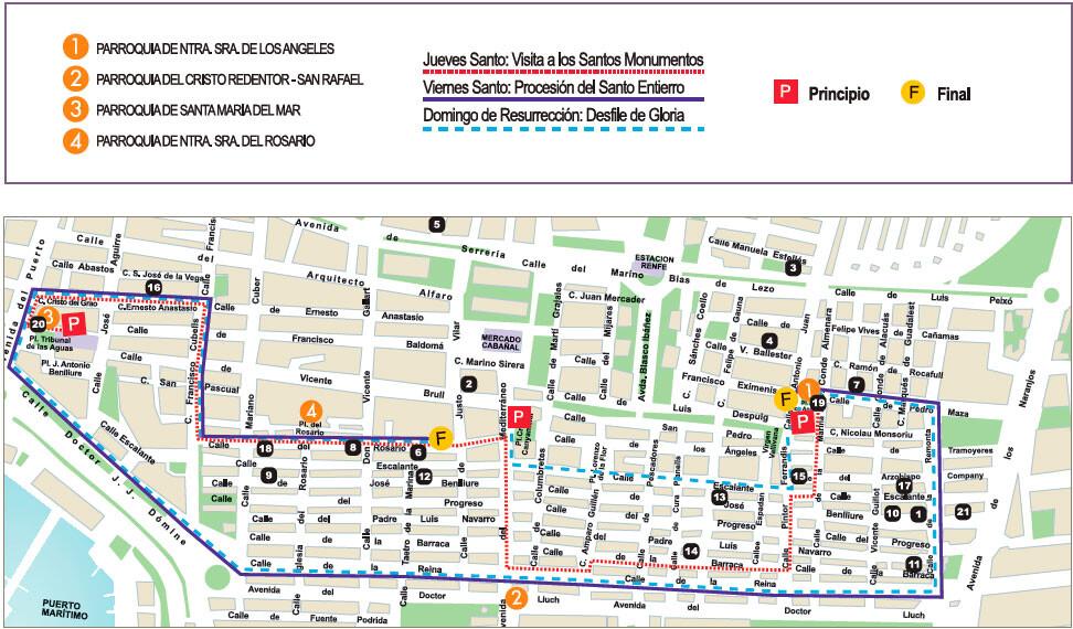 plano-de-recorridos-y-ubicacion-de-imagenes-semana-santa-marinera-2012