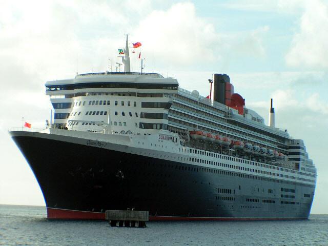 El Queen Mary 2 atracará en el puerto de Valencia el 9 de septiembre con 10.000 cruceristas
