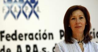 Reme Santacatalina, presidenta FAPA-Valencia/m.a. montesinos