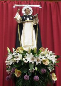 Imagen de San Vicente Ferrer del Angel Custodio