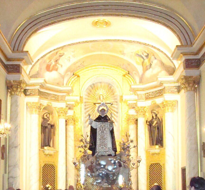 Imagen de San Vicente Ferrer/j.b.
