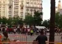 El 15M toma la plaza del Ayuntamiento