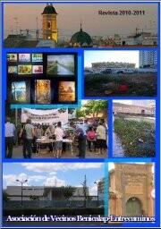Cartel anunciador de la semana cultural de Benicalap/aavv. benicalap