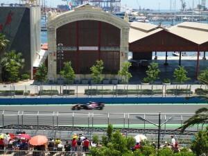 Fórmula 1 en Valencia