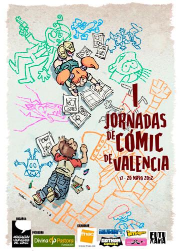 I Jornadas del Cómic de Valencia