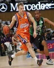 Valencia Basket Club. Brad Newley