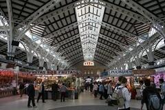Valencia. Mercado central 1