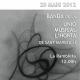 Cartel del concierto del banda de San Marcelino.