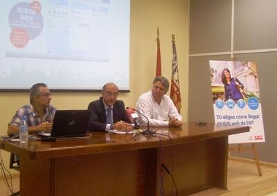El concejal de Circulación y presidente de la EMT Alfonso Novo