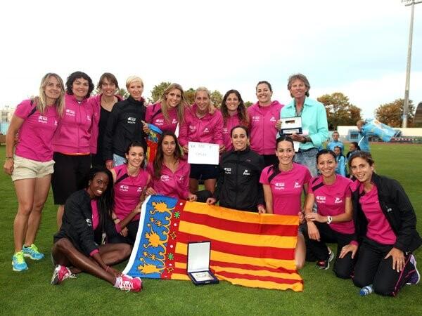 Valencia Terra i Mar, subcampeón de Europa