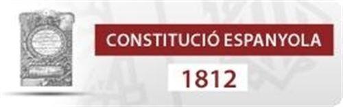 Portada del libro sobre la Constitución de 1812 en valenciano