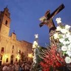 """Misas, bailes valencianos y """"besapiés"""" al Cristo de la Fe, desde este fin de semana en la parroquia de Santa Mónica de Valencia"""