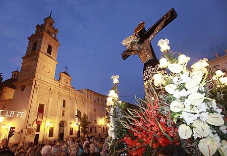 Cristo de la Fé en Santa Mónica, 2011