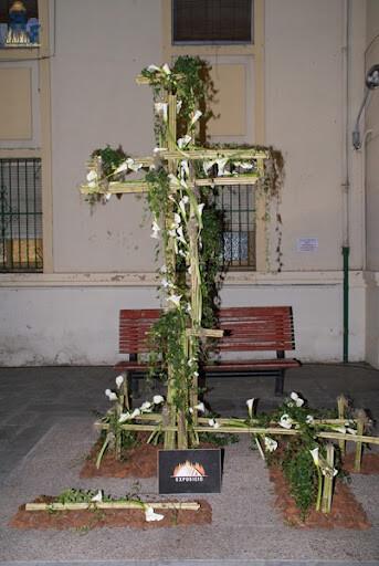Cruz de Mayo Junta de Festes Mare de Déu dels Desamparats