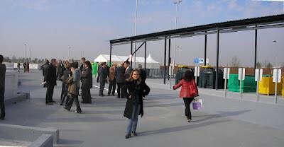 Jornada inaugural del ecoparque de Vara de Quart en enero de 2008, el único de los tres puestos en marcha/aa.vv. sant isidre