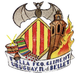 Escudo de la falla Francisco Climent-Uruguay