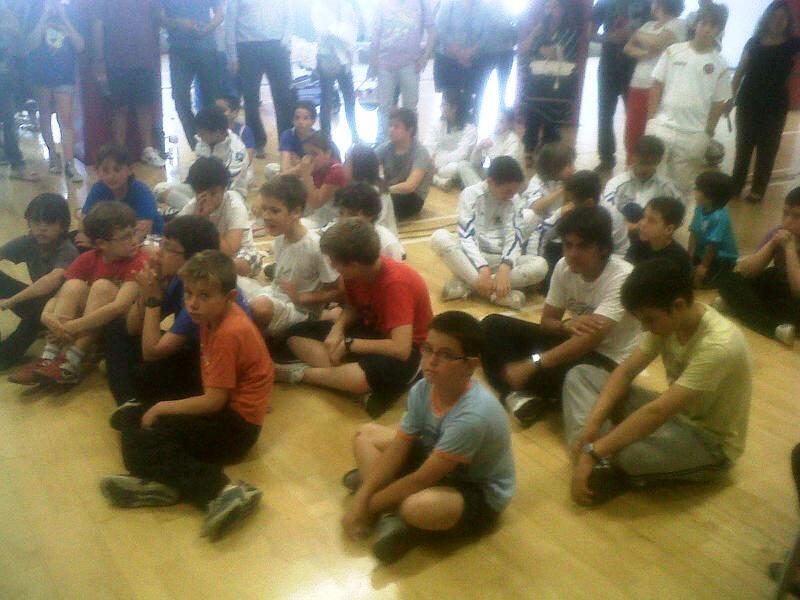 Fin de fiesta Escuelas Deportivas Municipales