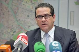 El concejal de Urbanismo, Jorge Bellver.