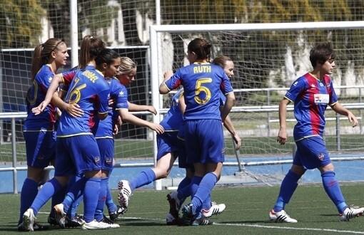 El Levante femenino depende de si mismo para estar en la Copa