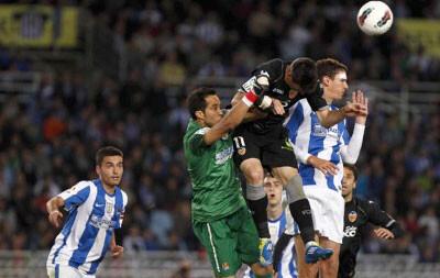 Real Sociedad - Valencia (1-0)