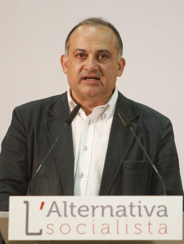Joan Calabuig, nuevo secretario general de Valencia ciudad que sustituye al edil Salvador Broseta