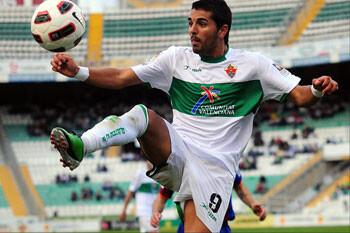Levante UD. Angel. Elche CF