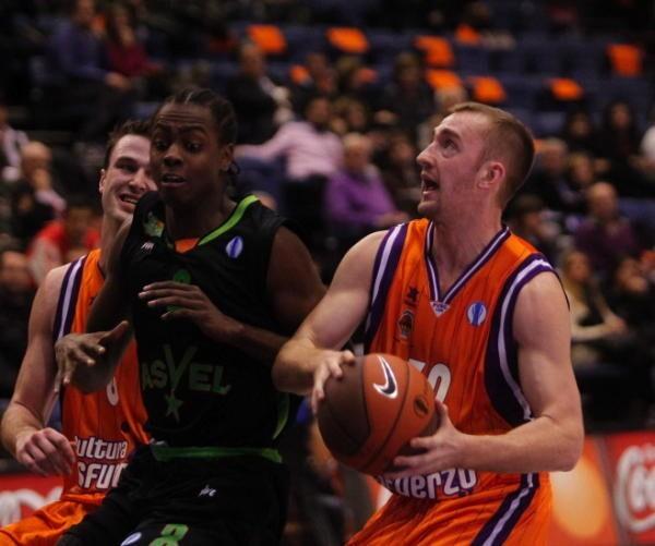Valencia Basket Club. Kuksiks