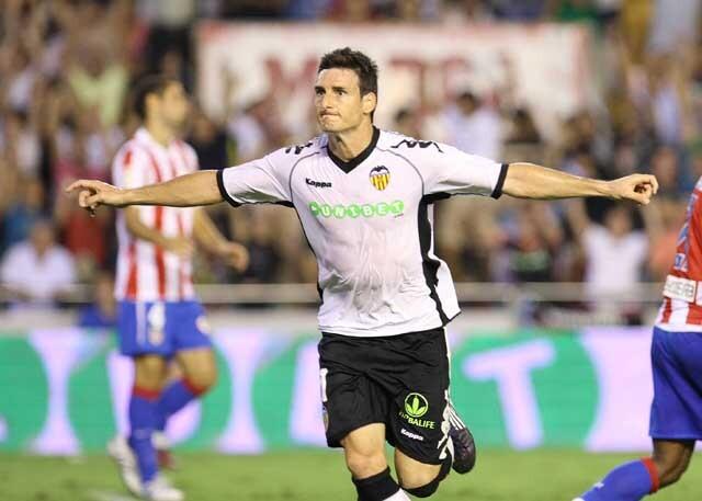 Valencia CF. Aduriz