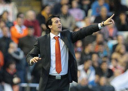 Valencia CF. Unai Emery