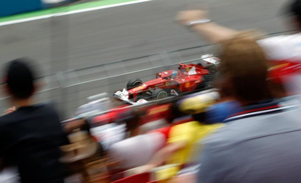 Valencia Street Circuit  Formula 1 Grand Prix Of Europe
