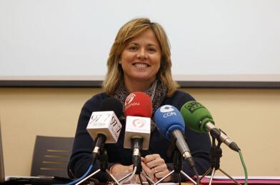 La concejala Ana Albert