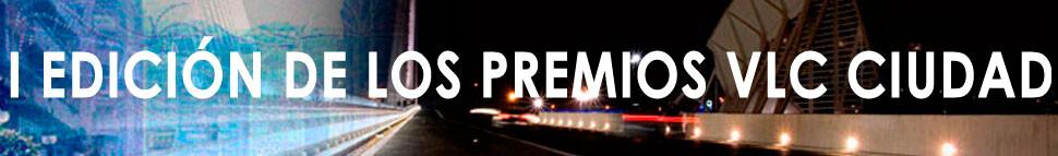 I Edición de los Premios VLC Ciudad