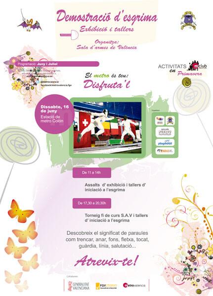 cartelexhibicio-d-esgrima1