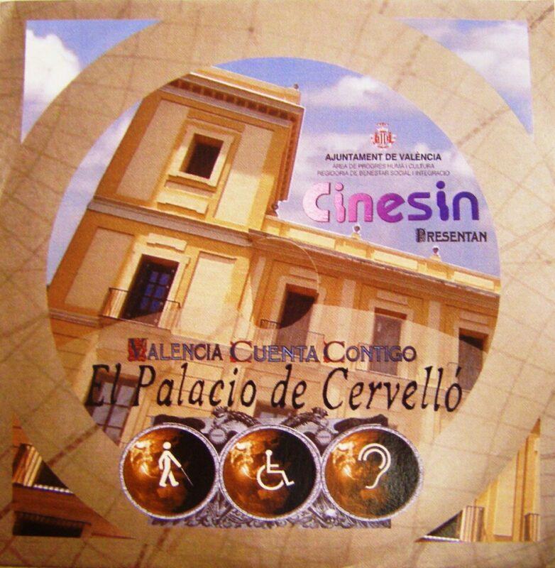 Cartel del documental que se ha presentado en el Ateneo Mercantil