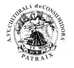 Logo de la AA.VV. de Patraix
