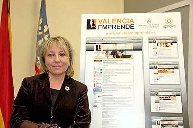 Maria Jesús Puchalt, concejal de Empleo