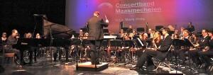 La Concertband-Maasmechelen actuará mañana en el certamen