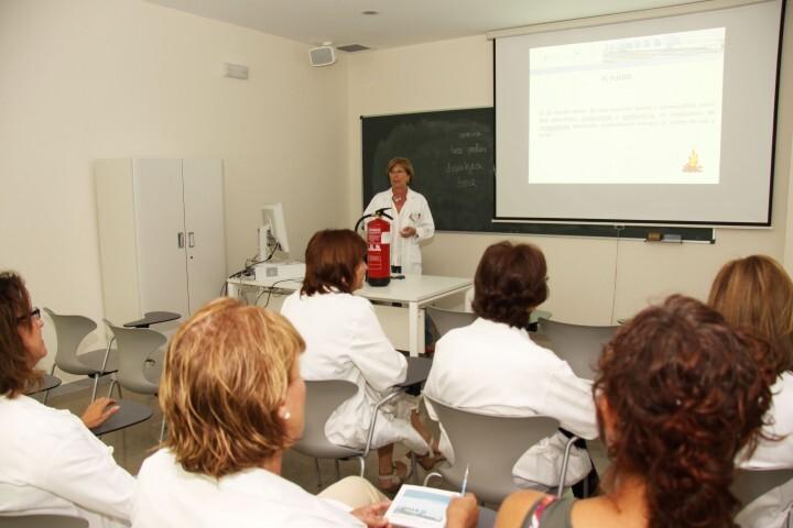 800 profesionales del Departamento Valencia- La Fe se han formado ya en emergencias (Small)