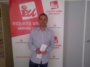 Amadeu Sanchis ha conseguido unificar las fuerzas de EU acabando con la división/VLCCiudad