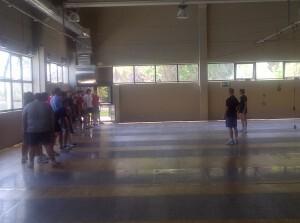 El nuevo espacio de la Sala de Armas de Benimaclet