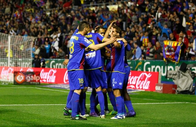 Levante UD. FC Barcelona 4