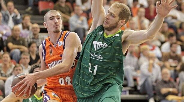 Valencia Basket Club. Nando de Colo. ACB