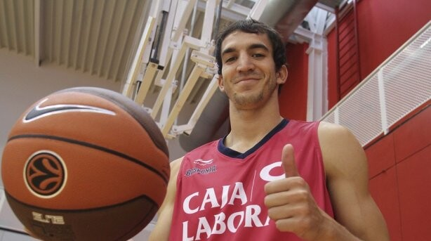 Valencia Basket Club. Pau Ribas 1