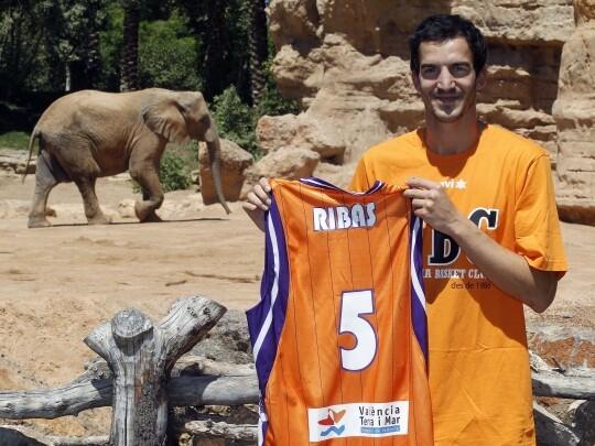 Valencia Basket Club. Pau Ribas. Bioparc