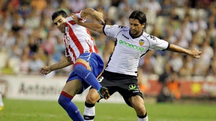 Valencia CF. Chori Dominguez
