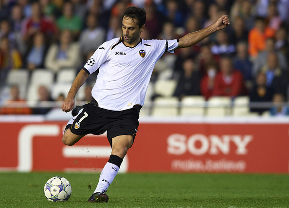Valencia CF. Jonas