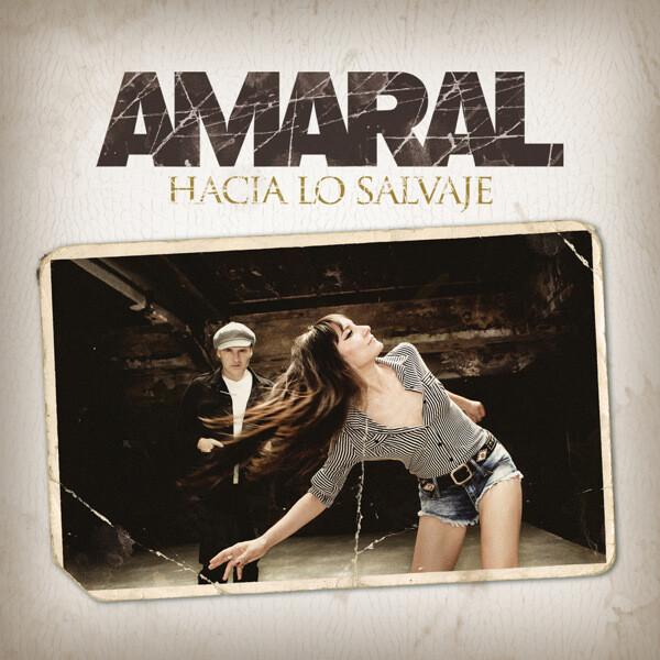 Portada del disco de Amaral que interpretará ésta noche en Viveros