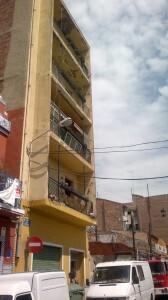 Edificio desalojado esta mañana en el Cabanyal/aavv cabanyal