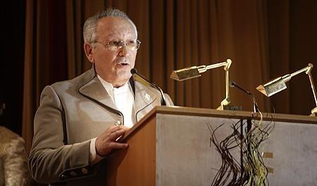 Portavoz de la Unió de Fallas, Carlos Padrillas